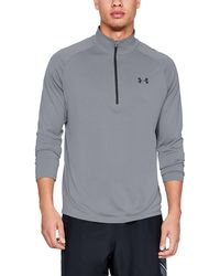 Under Armour - Men's Ua Techtm 1⁄2 Zip Long Sleeve - Lyst