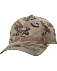 Under Armour - Men's Ua Camo Cap - Lyst