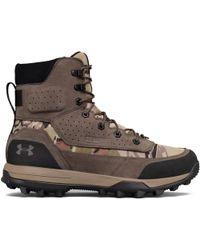 Under Armour | Men's Ua Speed Freek Bozeman 2.0 Hunting Boots | Lyst