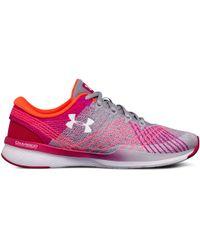 Under Armour - Women's Ua Threadborne Push Training Shoes - Lyst