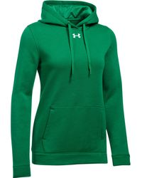 Under Armour - Women's Ua Rival Hoodie - Lyst
