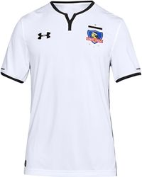 Under Armour - Youth Colo-colo Replica Home Jersey - Lyst
