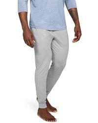 cb3ba58d20e Lyst - Under Armour Men s Athlete Recovery Ultra Comfort Sleepwear ...