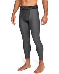Under Armour - Men's Heatgear® Armour Compression Leggings - Lyst
