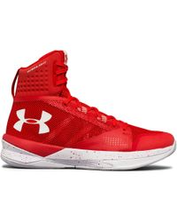 Under Armour - Women's Ua Highlight Ace Volleyball Shoes - Lyst