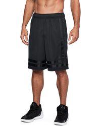 """Under Armour - Men's Ua Baseline 10"""" Shorts 18 - Lyst"""