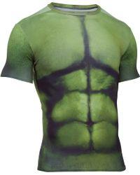 Under Armour - Men's ® Alter Ego Hulk Compression Shirt - Lyst