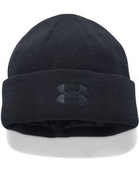 Under Armour - Men's Tactical Stealth Beanie - Lyst