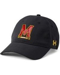 Under Armour - Men's Maryland Armourventtm Cap - Lyst