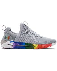 Under Armour - Hovr Slk Evo X Pride Casual Athletic Sneakers From Finish Line - Lyst