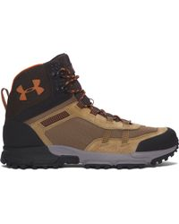 Under Armour - Men's Ua Post Canyon Mid Hiking Boots - Lyst