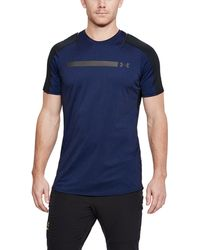Under Armour - Men's Ua Perpetual Fitted Short Sleeve - Lyst