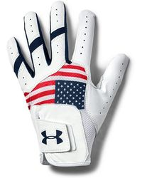 Under Armour - Iso-chill Golf Glove - Lyst