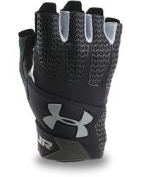Under Armour - Men's Ua Clutchfit® Resistor Training Gloves - Lyst