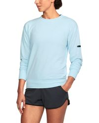 Under Armour - Women's Ua Unstoppable Knit Crew - Lyst