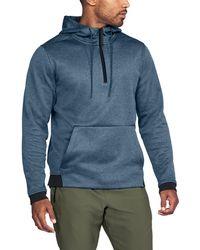 e6219cd415b Lyst - Under Armour Men s Ua Storm Armour® Fleece Big Logo Hoodie in ...
