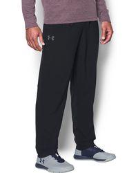 Under Armour - Men's Ua Lined Warm-up Pants - Lyst