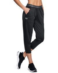 Under Armour - Women's Ua Play Up Capris - Lyst