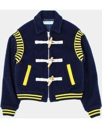 JW Anderson - Varsity Jacket - Lyst