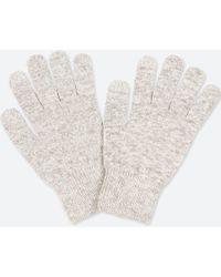 Uniqlo - Men Heattech Knitted Gloves - Lyst