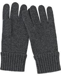 Uniqlo - Cashmere Knit Gloves - Lyst