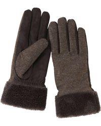 Uniqlo | Women Tweed Touch Gloves | Lyst
