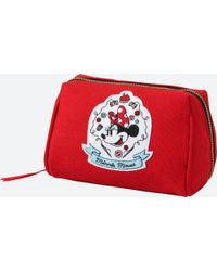 Uniqlo - Women Disney (minnie Mouse Loves Dots) Pouch - Lyst