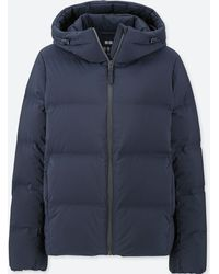 Uniqlo - Seamless Down Hooded Parka - Lyst