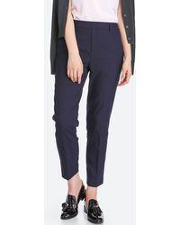 Uniqlo - Women Smart Style Ankle-length Pants - Lyst
