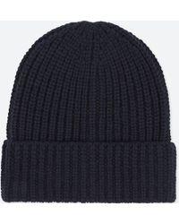 Uniqlo - Heattech Knitted Cap - Lyst