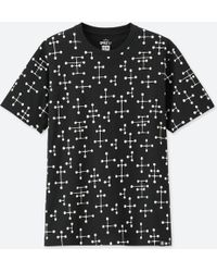 Uniqlo - Sprz Ny Short-sleeve Graphic T-shirt (eames) - Lyst