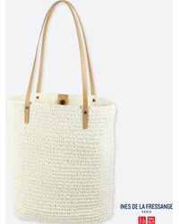Uniqlo - Women Idlf Paper Tote Bag - Lyst