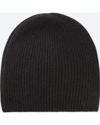 Uniqlo - Cashmere Knitted Beanie - Lyst