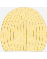 Uniqlo - Heattech Knitted Beanie Hat - Lyst