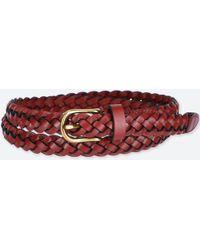 Uniqlo - Women Mesh Skinny Belt - Lyst