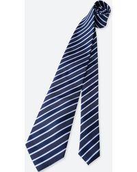 Uniqlo - Men Stripe Tie - Lyst