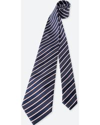 Uniqlo - Men Stripe Tie - Lyst