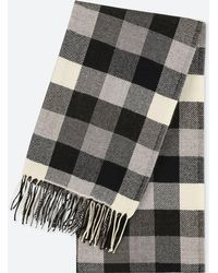 Uniqlo - Heattech Patterned Scarf - Lyst