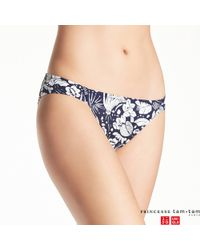 Uniqlo - Women Princesse Tam.tam Floral Bikini Bottoms - Lyst
