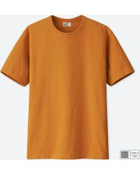 Uniqlo - Men U Crewneck Short-sleeve T-shirt - Lyst