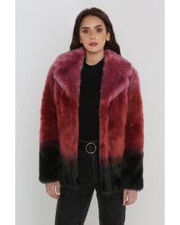 Unreal Fur - Flaming Lips Jacket - Lyst