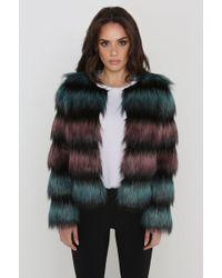 Unreal Fur - Elements Jacket - Lyst