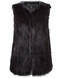 Unreal Fur - Midnight Vest - Lyst