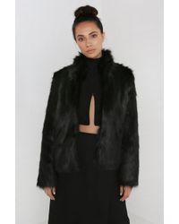 Unreal Fur - Fur Delicious Jacket - Lyst
