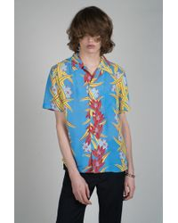 You As - Miles Viscose Shirt - Lyst