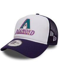 adca517fdf3 Lyst - KTZ Ny Yankees Emblem Foam A Frame 9fifty Snapback in Blue ...