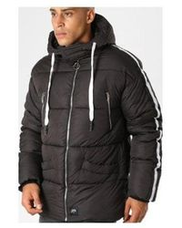 Sixth June - Down Jacket With Bands - Lyst