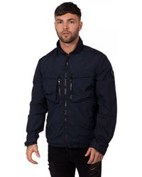 Marshall Artist - Garment Dyed Overshirt - Lyst