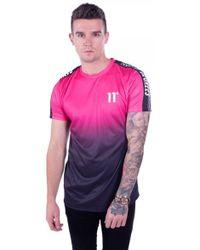 11 Degrees - Moto T-shirt - Lyst