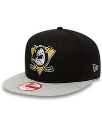 KTZ - Anaheim Ducks Jersey Team 9fifty Snapback Cap - Lyst